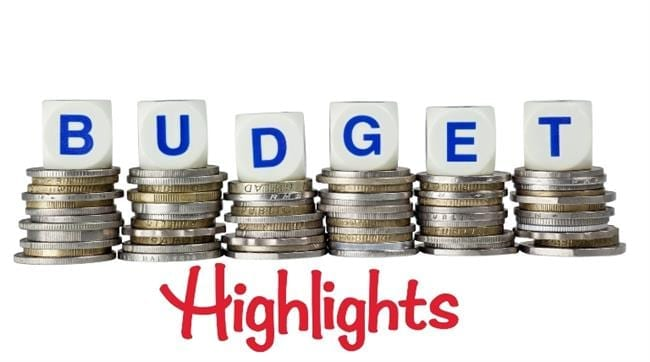 2019 Budget & First Time Buyers