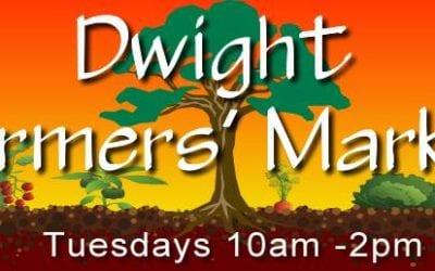 The Dwight Farmers' Market