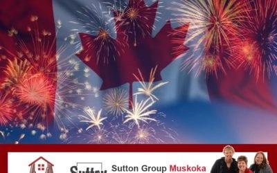 Canada Day in Lake of Bays & Huntsville
