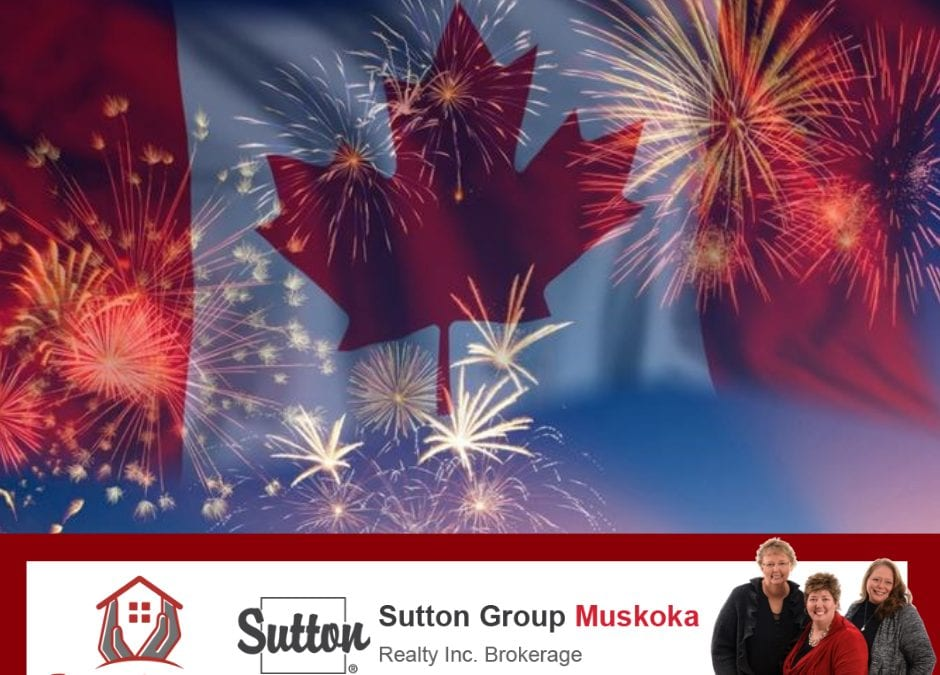 Canada Day in Lake of Bays & Huntsville