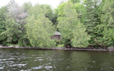 Algonquin Park Cottage- stunning simplicity